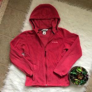 Columbia Jackets & Coats - Colombia Hooded Zip Up Jacket
